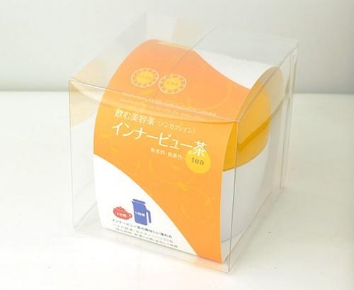【送料無料】【無農薬】 熊本県産あさぎり町の花咲たもぎ茸と 杜仲茶のブレンドティー 「インナービュー茶」30gスタンド缶タイプ