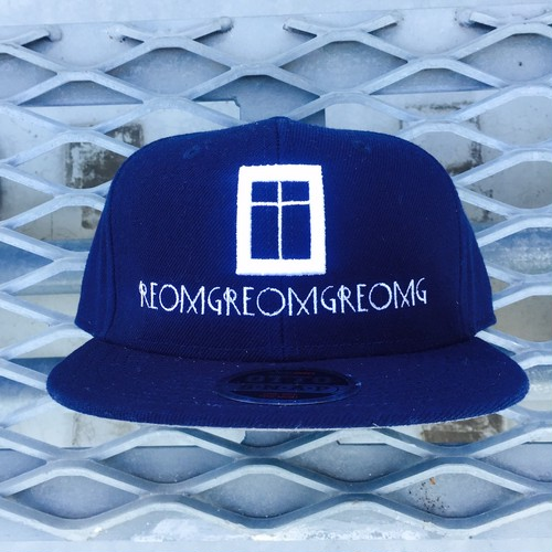 RE:OMG ORIGINAL SNAPBACK -NAVY-