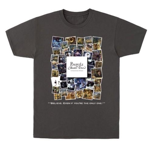 Tシャツ(チャコールグレー)