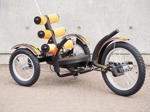 品番0017 フラットサイクル(子供用) / FLAT CYCLE [For Child] 011