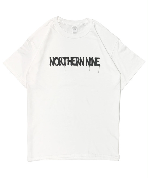 NORTHERN-NINE SPLEY LOGO TEE