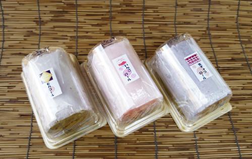 豆乳ロールケーキ(各種)