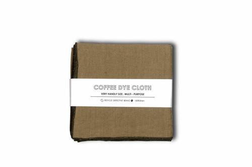 COFFEE DYE CLOTH