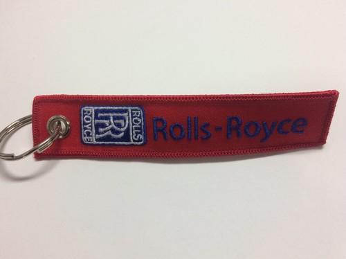 RemoveBeforeFlightキーホルダー Rolls-Royce