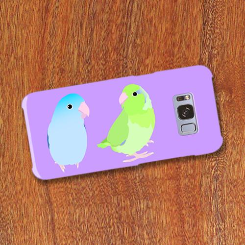 Galaxy S8 マメルリハ ケース