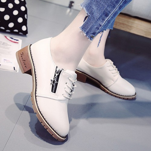 【flat shoes】Soft  Korean fashion 2018 new spring flat shoes