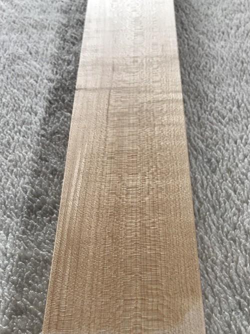 指板材 - メイプル / プレーン(柾目) 2006010