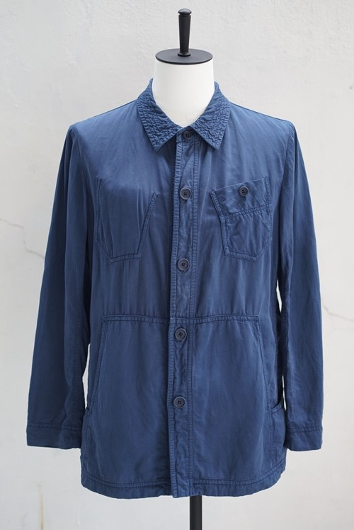 <SOLD OUT>Casey Vidalenc - Garment Dyed Indigo Coverall