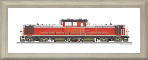 DD51 1082  850x300mm