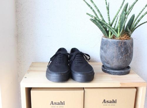 ASAHI(アサヒ)/ ASAHI DECK(アサヒデッキ) オールブラック