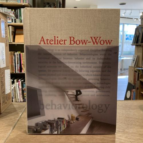 Atelier Bow-Wow : behaviorology