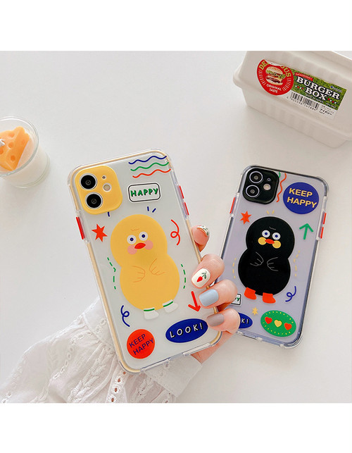 HAPPY Duck Phone Case