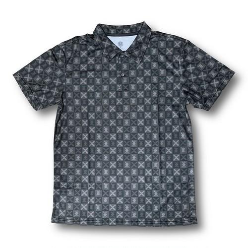 【YBC】TAPA Poloshirt Gray