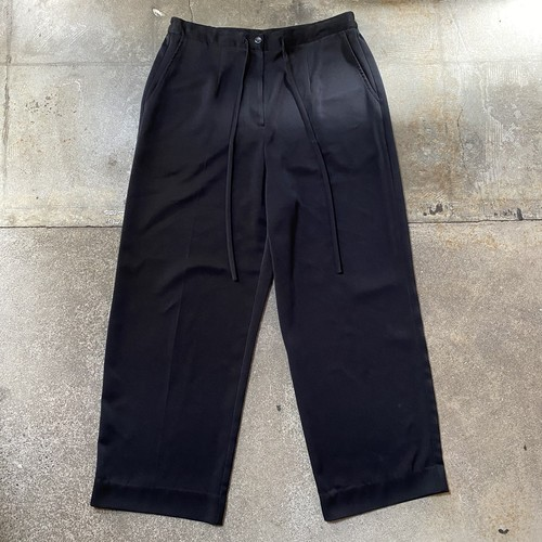 00s Polyester Easy Pants