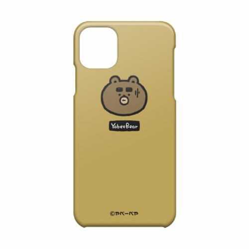 iPhone11 Pro MAXケース(わや顔カラシ)