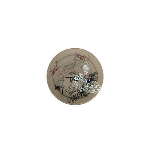 WALL 平皿 (12cm)【LABEL】