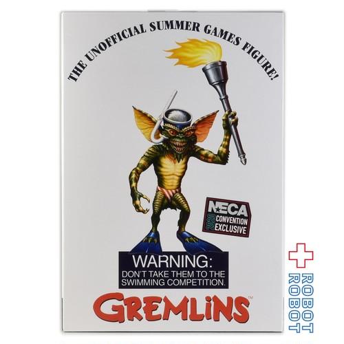NECA グレムリンズ アルティメット サマーゲーム グレムリン アクションフィギュア SDCC 2020限定