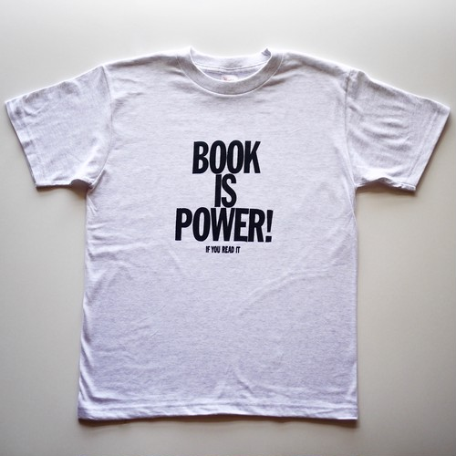 BOOK IS POWER T-Shirts