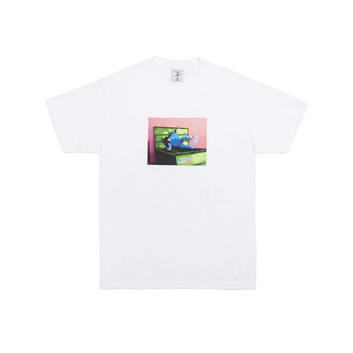 ALLTIMERS / DIRTY WORK TEE -WHITE-