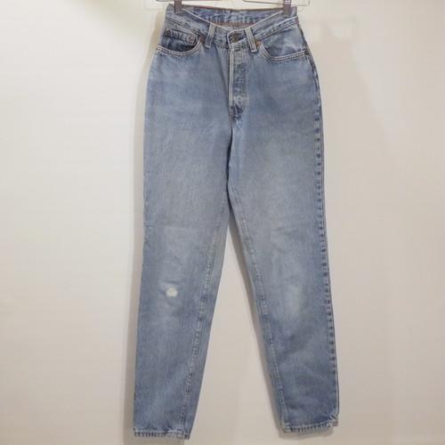 """Levi's 1980's 17501 """"内股シングル"""" Size5"""