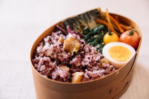 あきばさんちの黒米  200g入り×6パック 【ご飯にまぜて炊くだけのスーパーフード!】