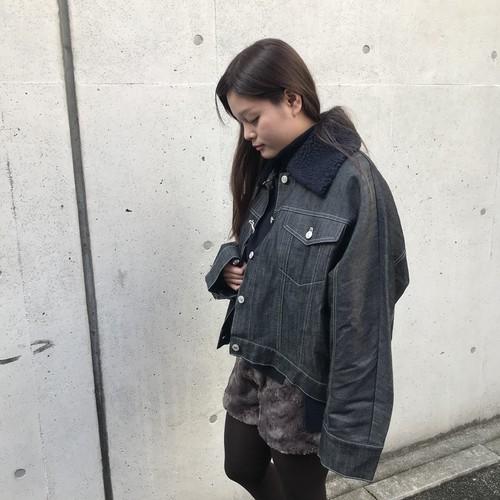 MidiUmi/ドルマンデニムジャケット