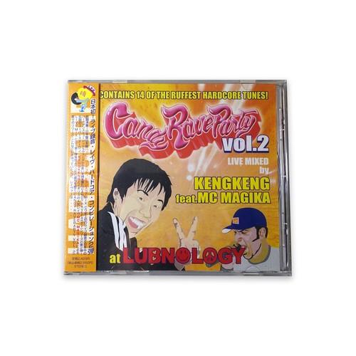CANDY RAVE PARTY vol.2 KENGKENG feat.MC MAGIKA