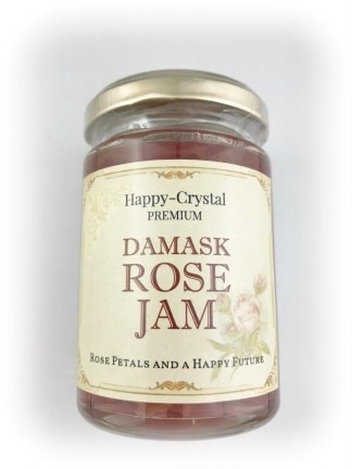 DAMASK ROSE JAM【ダマスク・ローズジャム】〜マリーアントワネットも愛したダマスクローズ〜