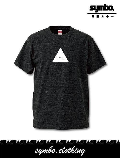 symbo. / unco.T-shirt [Heather Charcoal]