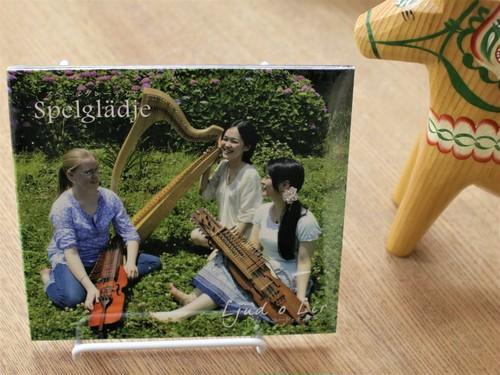 【北欧CD】spelglädje / Ljud o Lir【癒やし】