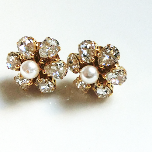Flower Pierce(crystal)