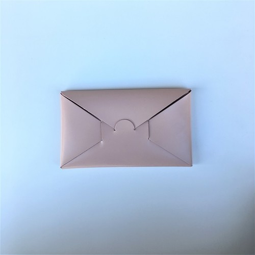 i ro se SEAMILESS LONG WALLET PINK