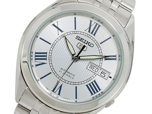 セイコー SEIKO セイコー5 SEIKO 5 自動巻 メンズ 腕時計 SNKL29K1 シルバー