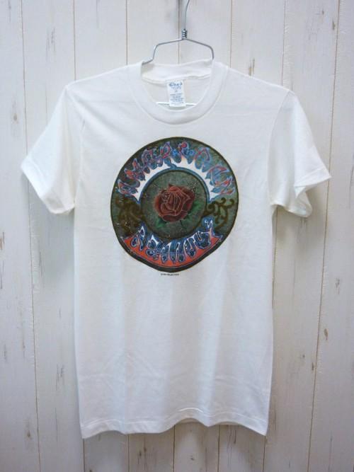 Grateful Dead American Beauty T-Shirt/Dead Stock (グレイトフルデッド アメリカンビューティー 1982/デッドストック・未使用)