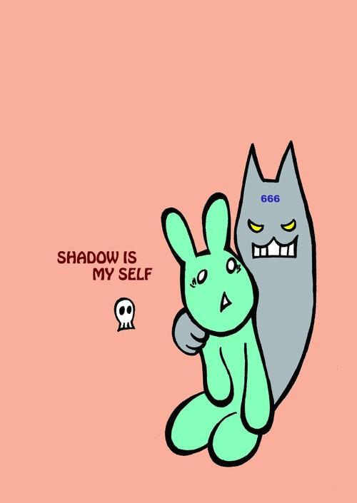 POST CARD / SHADOW IS MY SELF