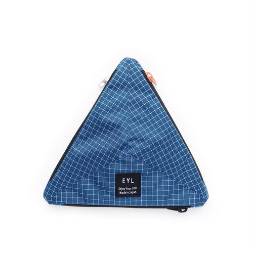 EYL / MEDIUM POUCH(BLUE)