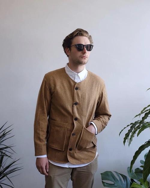Wheston Donegal-Tweed Jacket