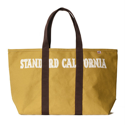 STANDARD CALIFORNIA #SD Made in USA Swinging Canvas Tote Bag