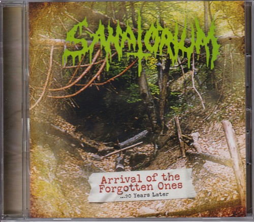 SANATORIUM (SVK) 『Arrival of the Forgotten Ones ...20 Years Later』