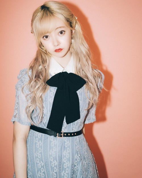 【ManonMimie】Mini Lace Dress