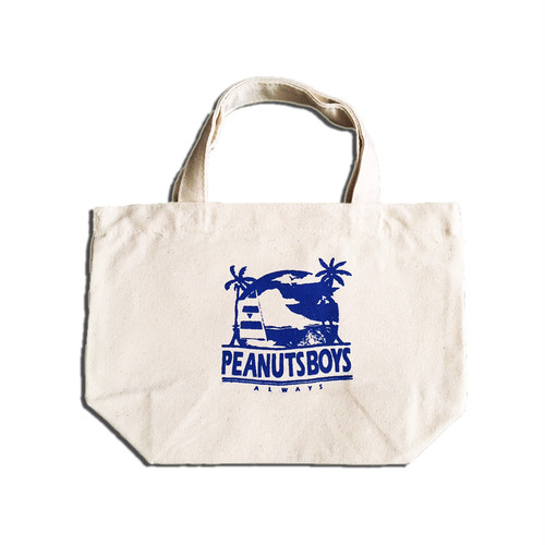 PEANUTSBOYS LUNCH TOTE