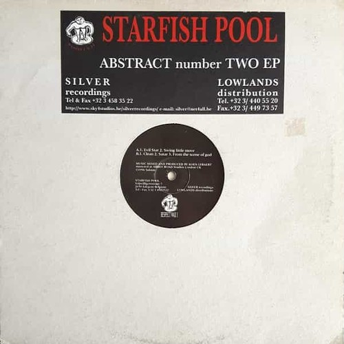 STARFISH POOL / Abstract Number Two EP (12 inch)