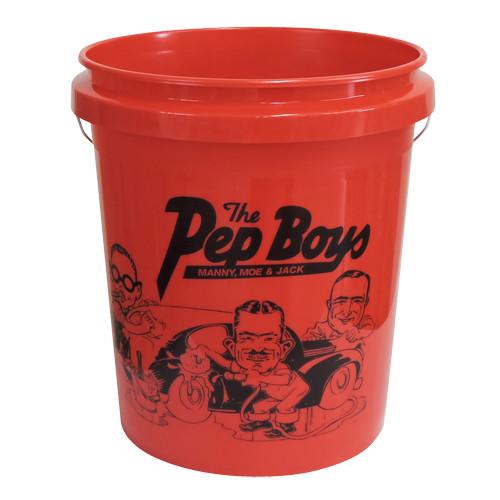 Pepboys Bucket (ペップボーイズバケツ5ガロン)