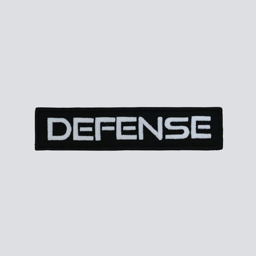 DEFENSE PATCH GLOW(蓄光)