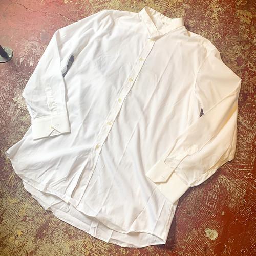 70's〜 イタリア軍 スタンドカラーシャツ
