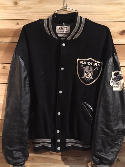 Los Angeles RAIDERS  スタジャン