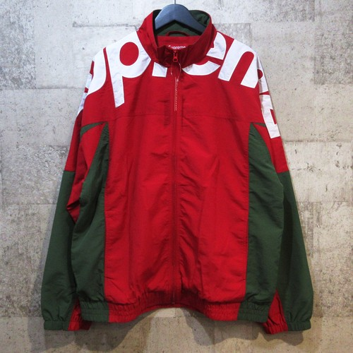 SUPREME 19AW Shoulder Logo Track Jacket