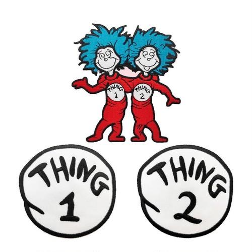 Thingワッペン 30