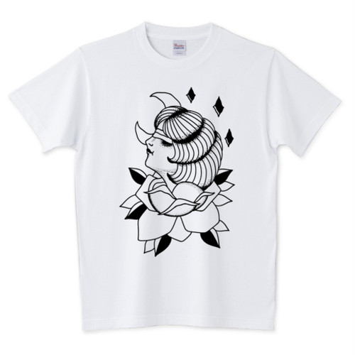 ROSE GIRL Tシャツ