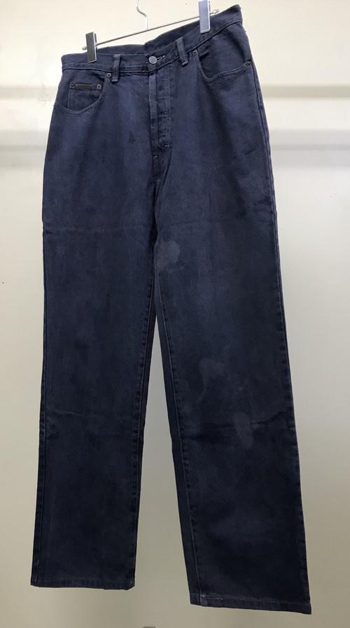 1990s CALVIN KLEIN JEANS 5POCKET DENIM PANTS